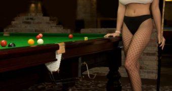 Jordan Carver - Billiard