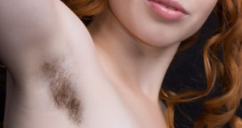Hairy, sweaty, smelly female armpits