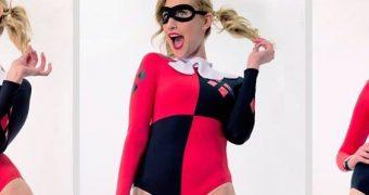 Maude Garrett - Harley Quinn