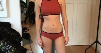 Emma Watson in bikini
