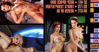 Star Trek peril