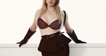 Edge for Melissa Rauch