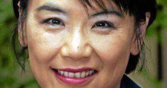 Asian American mature politician (non-nude)