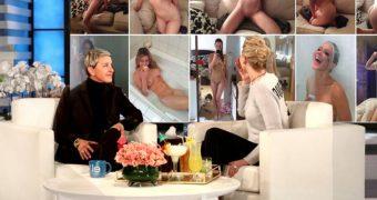 Celeb Ellen Show Appearance