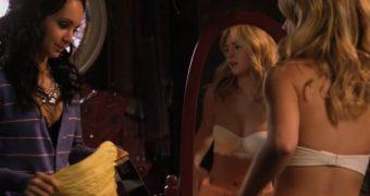Britt Robertson sexy young blonde actress