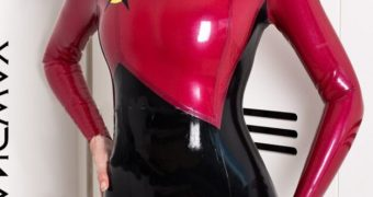 Sexy Star Trek