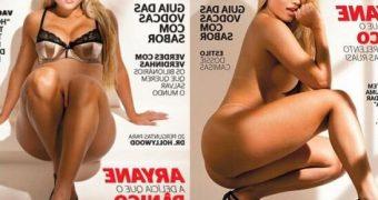 aryane steinkopf - revistas playboy