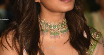 Raashi Khanna - Beautiful Indian Bollywood Celeb in Pink Lehenga