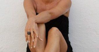 Alexandra Rietz Feet No Nude