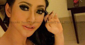 Amel Alvi ABG IGO Cewek Model Seksi Bikini Indonesian indo