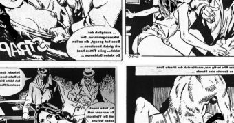 Celeb Comics: Collage