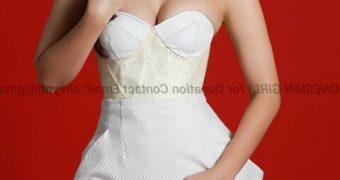 Luna Maya Model Bikini Indonesian Majalah Indonesian indo