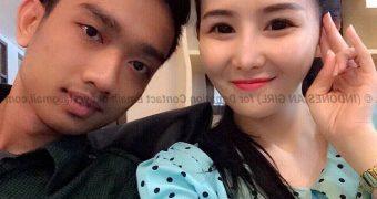 Dini Fronitasari IGO ABG Cewek CantikArtis Cantik Indonesia Indo
