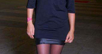 Jeanette Biedermann - Legqueen