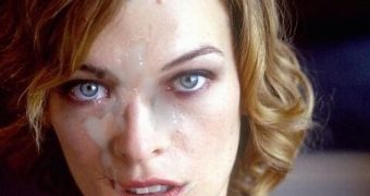 Milla Jovovich Facials