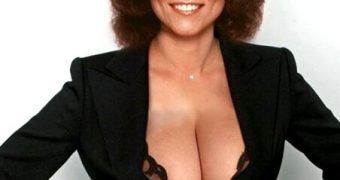 A Favorite Celebrity--Adrienne Barbeau