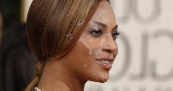 Beyonce Knowles Facials