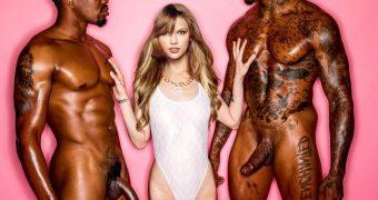 Celebrities Are Crazy For Interracial Sex