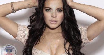 Lindsay Lohan Facials