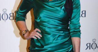 Birgit Schrowange (german- TV-Lady)