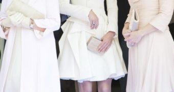 Duchess of Cambridge - The Ultimate Tan Pantyhose Fuck