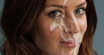 Emily Blunt Facials