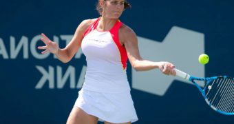 "Tennis Dreams - Julia ""gorgeous"" Goerges"