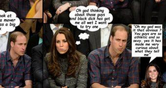 Kate story the LBJ affair (fake)