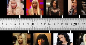 How Pathetic are you to size queen Nicki Minaj?