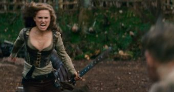 Natalie Portman Your Highness Stills (HQ)