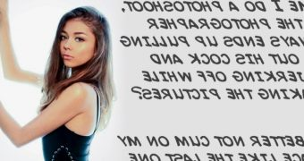 Celebrity Fakes: Sarah Part one