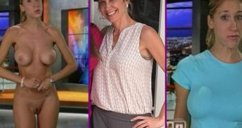Michelle Rinaldi - Sexy Blonde NN Anchor