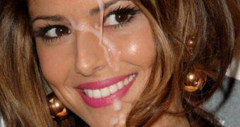 Cheryl Cole Facials