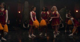 Sabrina Teenage Witch Cheerleader