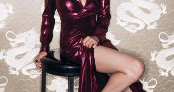 Mila Kunis Close Up Feet
