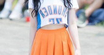 Nayeon Cheerleader