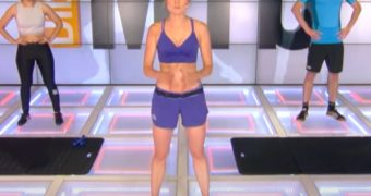 CTM SANDRINE ARCIZET GYM (CAPTURE)