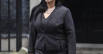 Priti Patel (UK Politician)