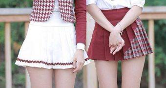 Uji KPop Schoolgirl Too