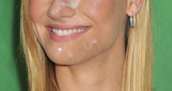 Yvonne Strahovski Facials