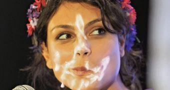Morena Baccarin Fake Facial made by Me