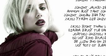 Scarlett Johansson Caption Story (Femdom, Sissy, Bi)