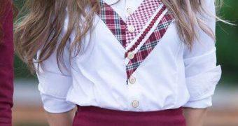 Uji KPop Schoolgirl