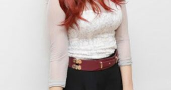 Debby Ryan! The Nanny I Dreamed About!