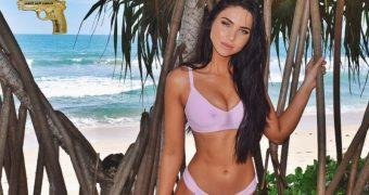 Jessica Green Vacation FAKES