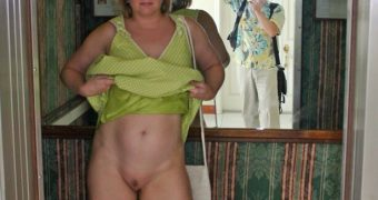 Evelyn Cox Hotel Flashing
