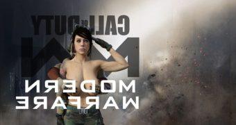 Alex Zedra AKA Mara From Modern Warfare