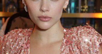 Elizabeth Olsen Morphed With Billie Eilish