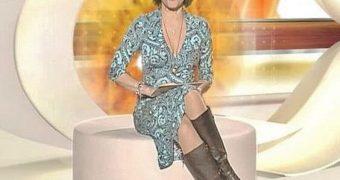 Who knows RTL Star Birgit Schrowange, fuckable?