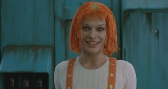Milla jovovich still hot